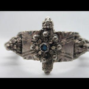 Bedouin/Yemeni silver bracelet